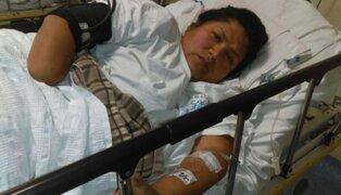 PJ dictó dos años de prisión por negligencia a médicos que atendieron a Kelly Sayhua