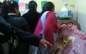 Más de 20 escolares intoxicados tras consumir gaseosa en Cusco