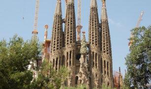 España: desalojan templo 'La Sagrada familia' tras falsa alarma terrorista