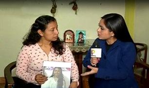 Callao: familia denuncia desaparición de adolescente de 15 años