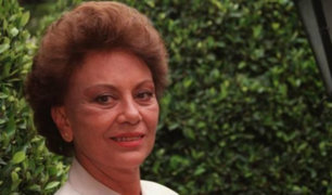 Fallece Saby Kamalich, actriz peruana que protagonizó 'Simplemente María'