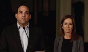 Constitucionalistas analizan cuestión de confianza solicitada por Fernando Zavala