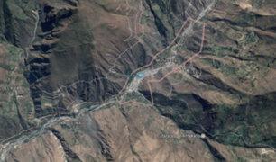 Un sismo y más de 10 réplicas remecieron Matucana este jueves