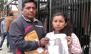 Denuncian que policía no ayuda en búsqueda de menor desaparecida