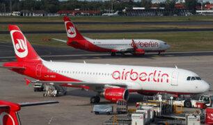 Alemania: cancelan vuelos por supuesta enfermedad de 200 pilotos