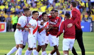 Selección peruana hace historia y ocupa el puesto 12 en el Ranking FIFA
