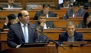 Cuestión de confianza: las últimas horas del Gabinete liderado por Fernando Zavala