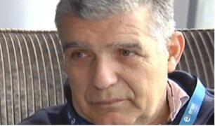 Carlos Páez relata su testimonio sobre accidente aéreo en Los Andes