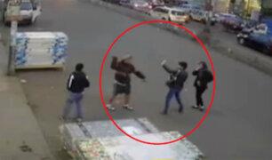 La Victoria: vecinos temen nuevos ataques de sujeto conflictivo