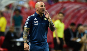 Asociación de Fútbol Argentino negó estar en conversaciones con algún entrenador
