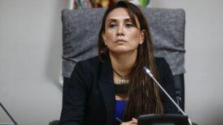 Patricia Donayre se unió a bancada de Peruanos por el Kambio