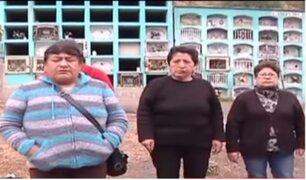 Matucana: pobladores se refugian en cementerio local por temor a nuevos sismos
