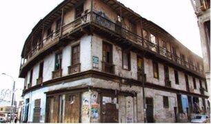 Cuando llegue el temblor: la cruda realidad de las viviendas en Barrios Altos
