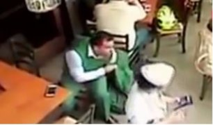 Ladrón elegante: sujeto se hizo pasar por cliente para robar costosa laptop