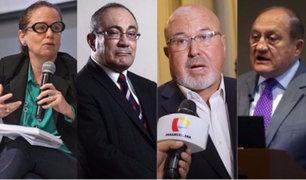 Estos serían los nuevos integrantes del Gabinete Ministerial