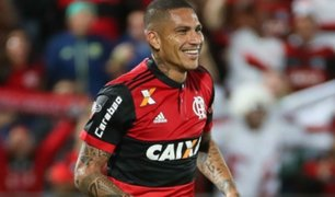 Peruanos en el extranjero: Guerrero anotó en triunfo de Flamengo