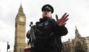 """Reino Unido reduce de """"crítico"""" a """"grave"""" el nivel de alerta terrorista"""
