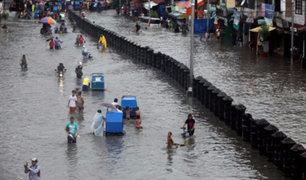 """Japón evacuará a 640 mil personas por llegada del tifón """"Talim"""""""