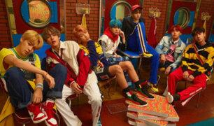 BTS: Grupo surcoreano incendia las redes estrenando videoclip