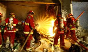 Puente Piedra: niña de dos años murió calcinada durante incendio en su vivienda