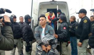 INPE frena reorganización de bandas criminales  trasladando reclusos a penal de Cochamarca