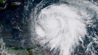 Alarma en Puerto Rico: huracán María se elevó a categoría 5