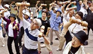 Japón: celebran el Día del Respeto a los adultos mayores