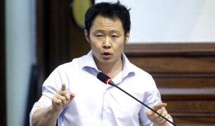 Kenji Fujimori deja polémico mensaje en Twitter tras denuncia a fiscal Pablo Sánchez