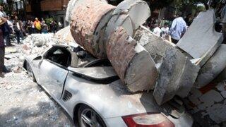 Terremoto en México: sube a 196 número de muertos tras catastrófico sismo