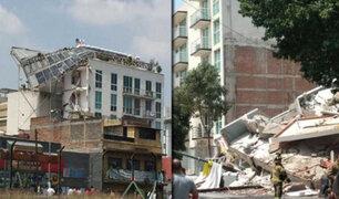 """Ingeniero Hernando Tavera: """"Deberíamos tomar como un espejo el sismo de México"""""""