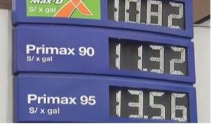 Conductores preocupados tras incremento del precio de la gasolina