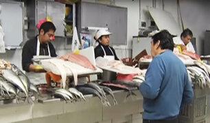 Se dispara el precio del pescado en mercados de Lima