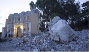 Terremoto en México: catorce personas fallecieron en el interior de una iglesia