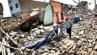 Advierten que eventual sismo en Lima tendría una magnitud superior a 8.5