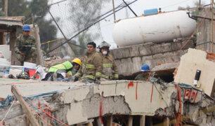 Terremoto en México: rescatistas de varias partes del mundo llegan a ayudar