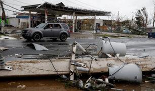 Huracán María arrasó con varias ciudades de Puerto Rico