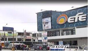 VES: asaltan conocida tienda de electrodomésticos ubicada frente a comisaría