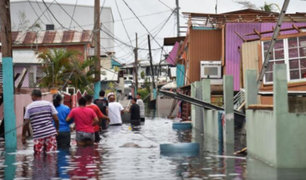 República Dominicana: destrucción y miles de desplazados tras el paso del huracán María