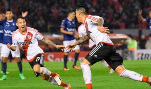 Copa Libertadores: River Plate venció 8-0 al Wilstermann de Mosquera