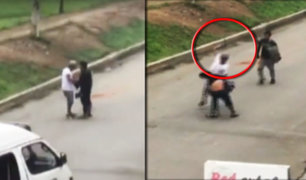 Ate Vitarte: hombre es acuchillado por resistirse a robo