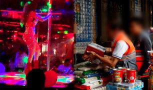 """México: bar nudista """"ofrece servicio"""" a cambio de víveres para damnificados"""