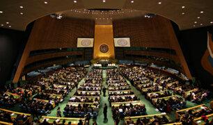 Piden diálogo y democracia en Venezuela durante Asamblea General de la ONU