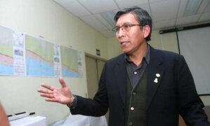 """Hernando Tavera: """"Personas cada vez se implican menos con preparación ante sismos"""""""