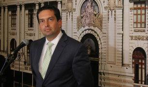 Miguel Torres: Esperamos que PPK reflexione y conceda el indulto a Fujimori