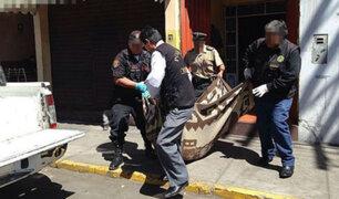 Trujillo: anciano muere de un paro cardíaco al interior de un hostal