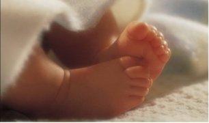 Callao: hallan a bebé de dos días de nacida abandonada en mercado