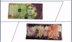 Sofisticado sistema de seguridad manchará billetes robados y ya no tendrán valor