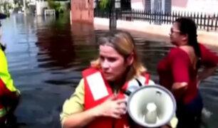 Puerto Rico enfrenta escasez de agua potable y alimentos tras el paso del huracán María