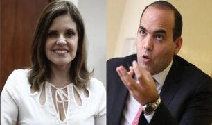 Mercedes Aráoz: Expremier Fernando Zavala podría regresar al Gabinete