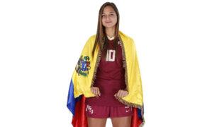 Deyna Castellanos: Ella es la joven 'Messi venezolana' candidata al premio The Best FIFA